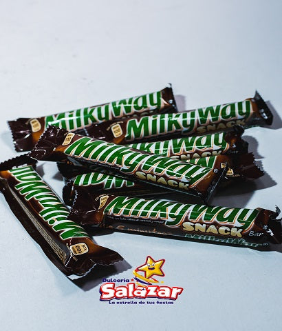 "MILKY WAY SNACK D.-242GR.- ""C/18/11"""