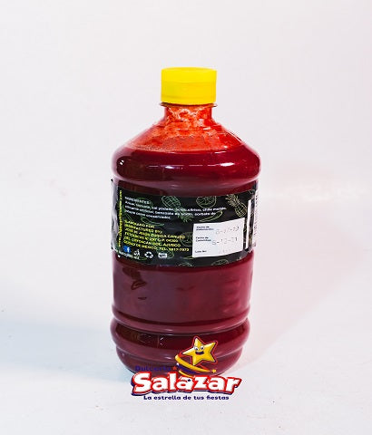 "MIGUELITO SALSA HOT  -B.-980ML.- ""C/12/1"""