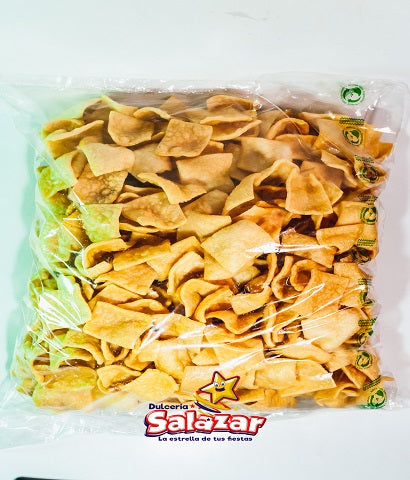 FRITURA CHICHARON S/CHILE -B.-500G.-