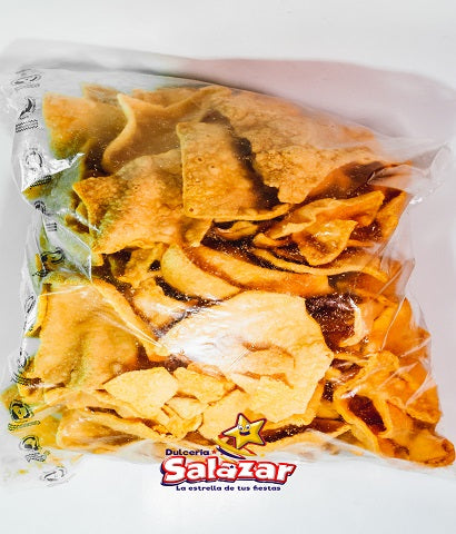 CHICHARON PEDASERA -B.500G.-