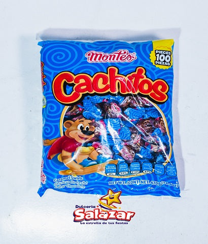 "CACHITOS CHICLOSO MONTES -B.-470 G- ""C/20/100"""