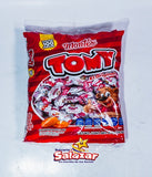 "TOMY CARAMELO MONTES -B.-470 G- ""C/20/100"""