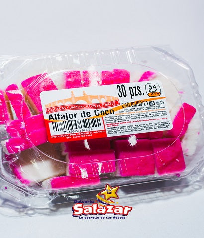 "ALFAJOR MINI ESTUCHE JOAQUIN  ""C/20/30"""