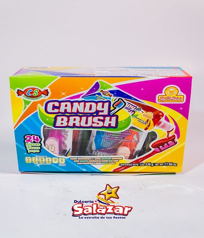 "CANDY BRUSH LAS DELICIAS -D.336G.- ""C/12/24"""