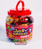 "GELATINA MINI JELLY-DOO -V1500 G- ""C/8/100"""