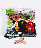 "GELATINA MINI ANGRY BIRDS CANDY BOX -B.1.5KG ""C/8/100"""