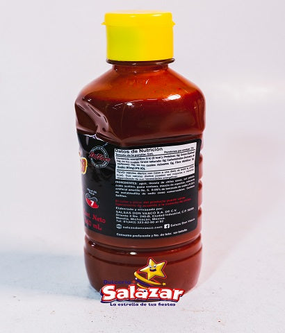 "SALSA DON VASCO NEGRA -B360 ML- ""C/24/360ML"" -PZA-"