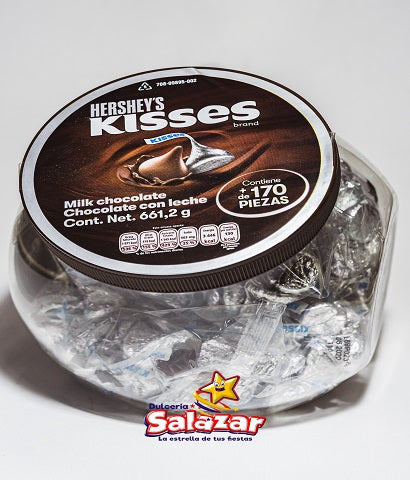 "KISSES CHOCOLATE -VIT.-661.2G.- ""C/6/170"""