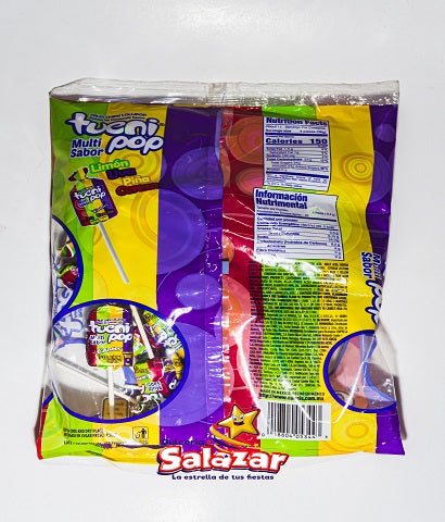 "TUENI POP MULTISABOR PALETA CANELS -B.395G- ""C/16/42"""