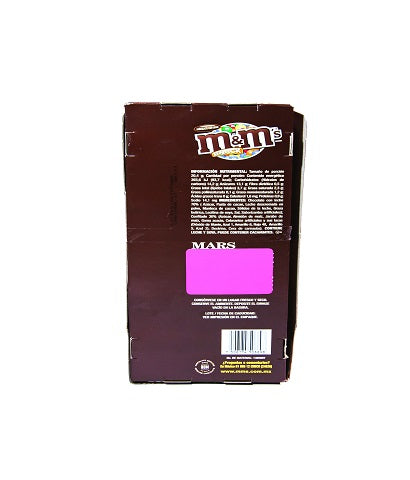 "M&M SNACK CHOCOLATE -D.224.40G.- ""C/18/11"""
