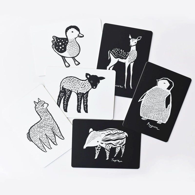 ART CARDS - BABY ANIMALS