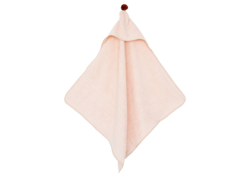 CAPE DE BAIN SO CUTE - PINK