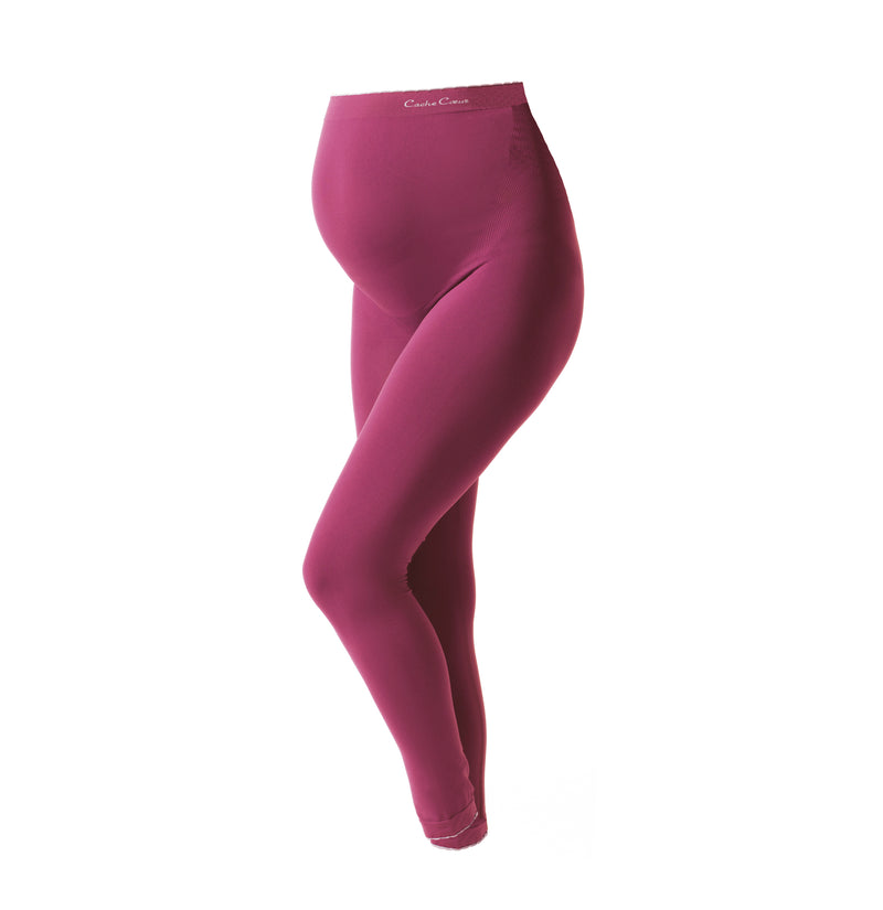 LEGGING DE GROSSESSE ILLUSION - CASSIS