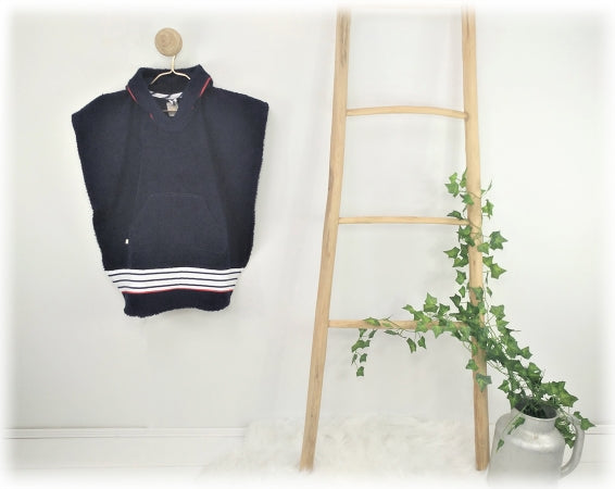 PONCHO ENFANT SAILOR