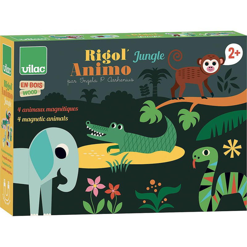Rigol'animo jungle