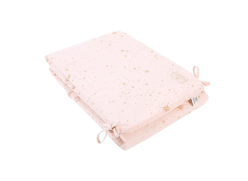 TOUR DE LIT 207x32x2cm - GOLD STELLA / DREAM PINK