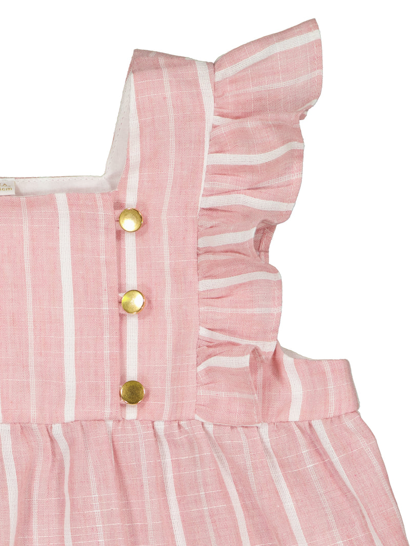BLOUSE LAURETTE - ROSE