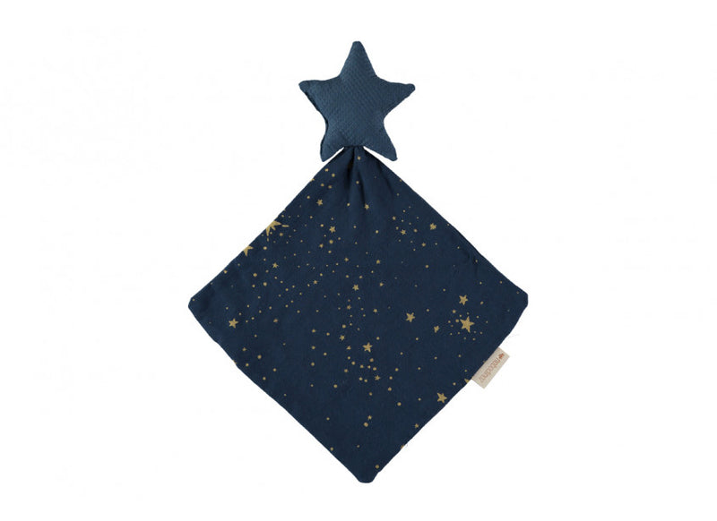DOUDOU STAR - GOLD STELLA NIGHT BLUE