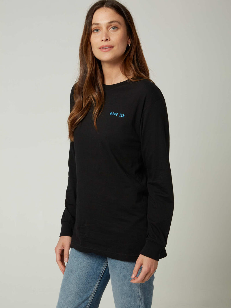 Horizon Surf Long Sleeve Tee