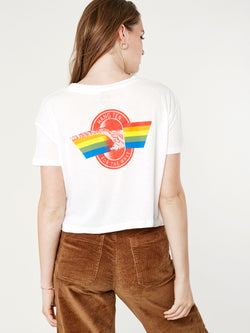 Rainbow Crush Skimmer Tee