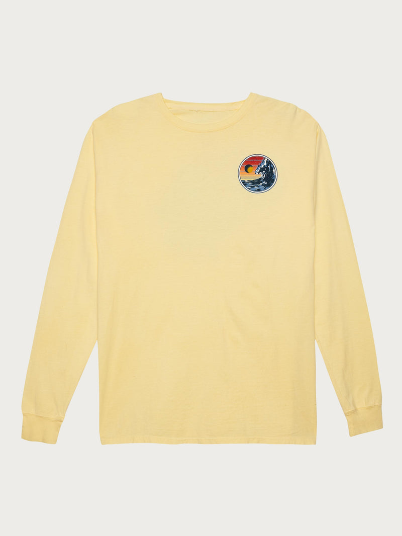 Sunset Peak Long Sleeve Tee