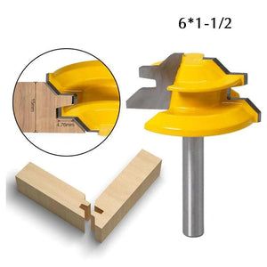 45 Degree Lock Miter