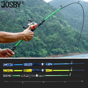 Ultrabend Carbon Fishing Rods