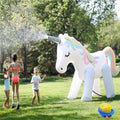 Summer Unicorn Yard Sprinkler