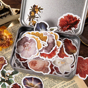 Blooming Garden Sticker Set