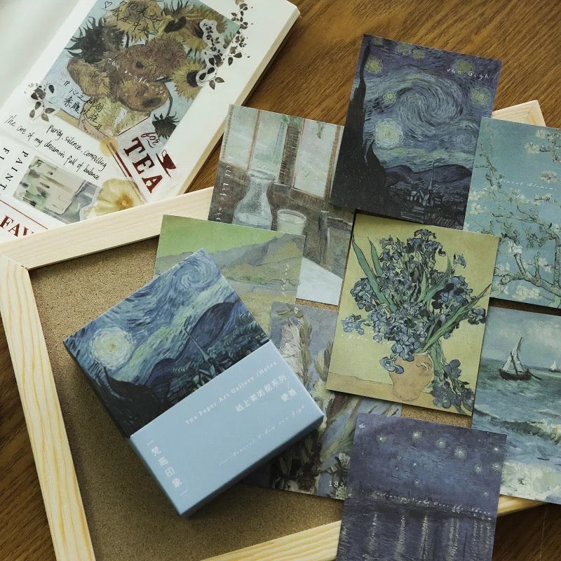 Art Gallery Decorative Papers