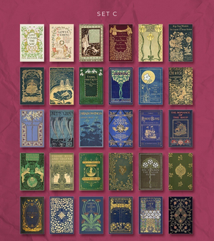 Classic Stories Decorative Papers
