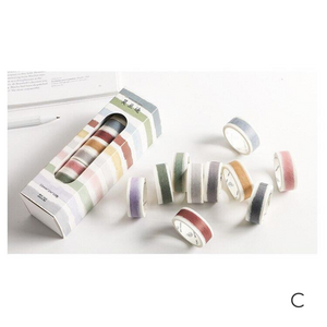 Old Way Washi Tapes - Set of 10