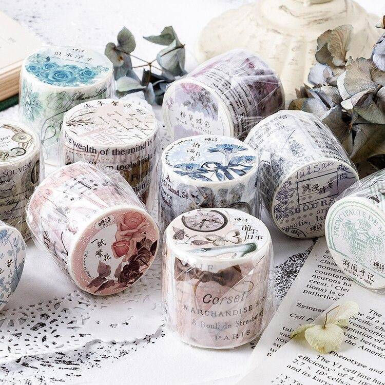 Inside Pages Washi Tapes