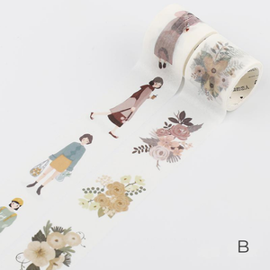 Date Washi Tapes - Set of 2