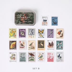 Life Stamps Sticker Set