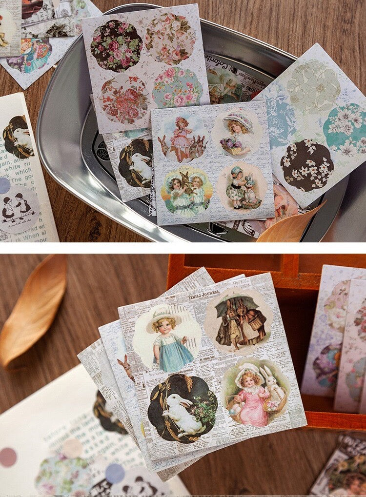 Dream Diary Sticker Set