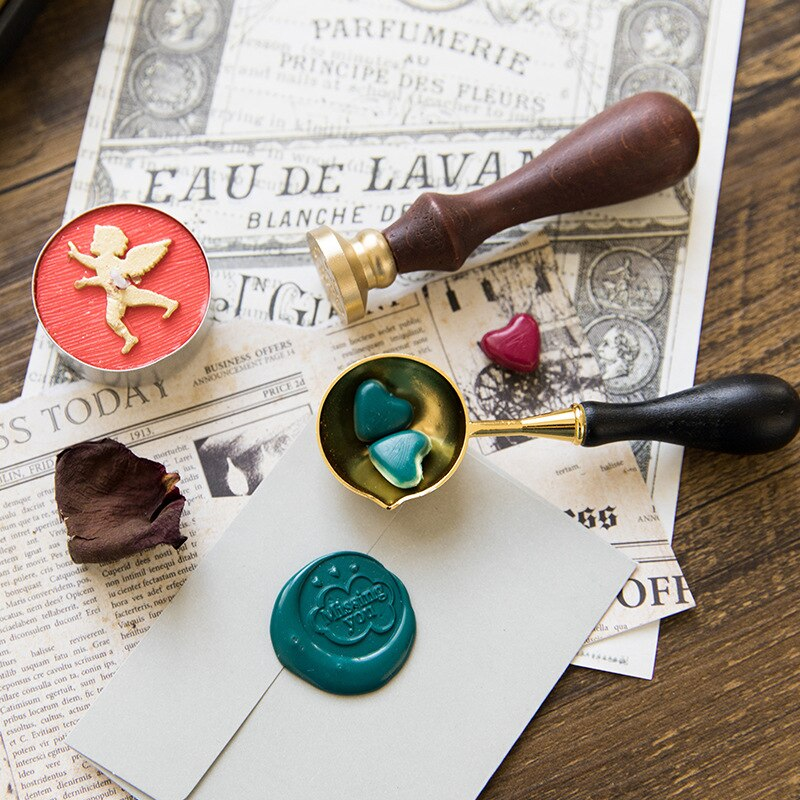 My Cupid Wax Seal Stamp Kit