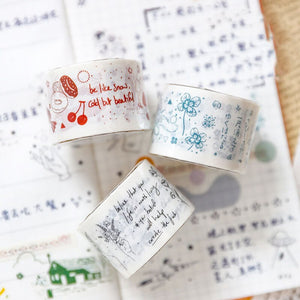 Utopia Washi Tapes