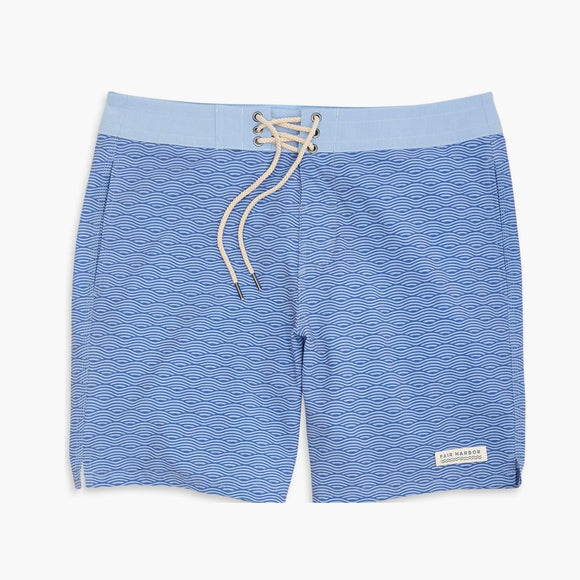 Blue Wave Nautilus Boardshort