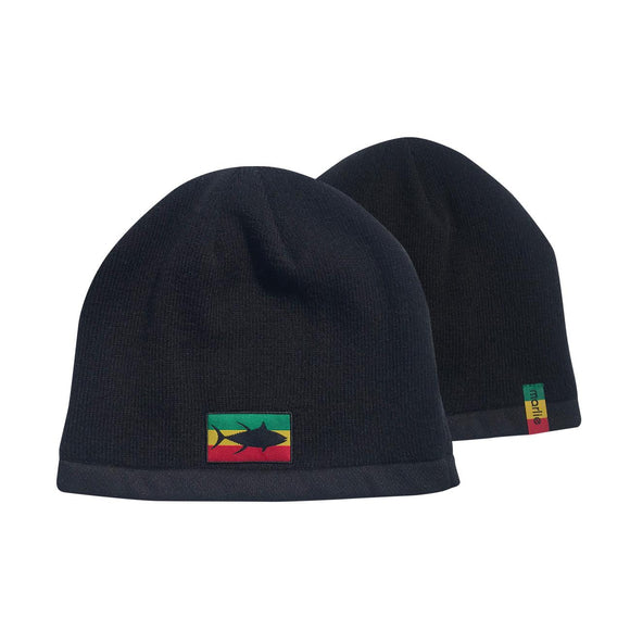 Rasta Tuna Black Performane Beanie