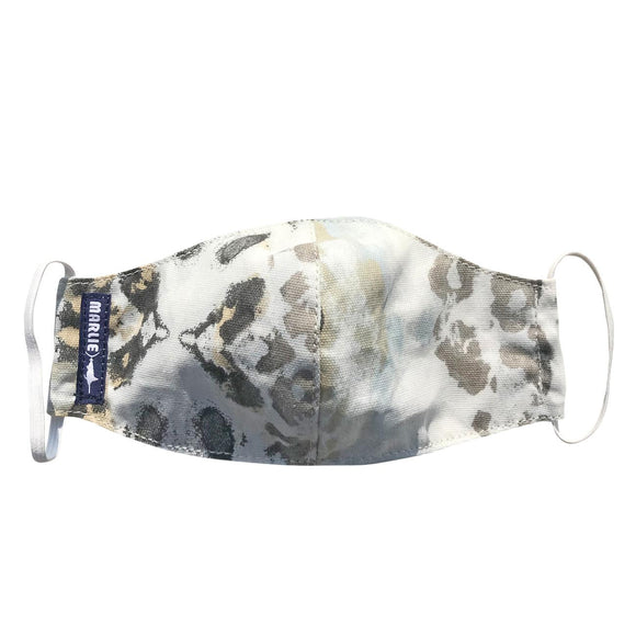 Snow Leopard  Mask
