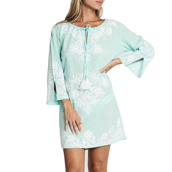 Valentina Tunic Sea