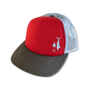 Trucker Hat by White Marlie