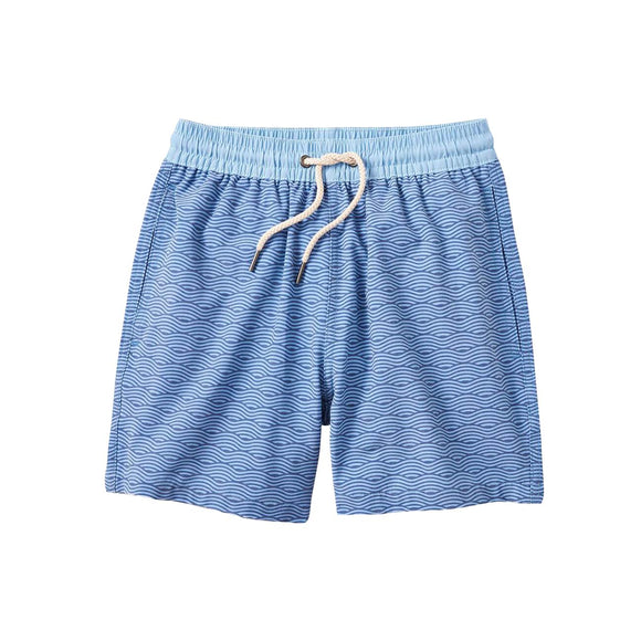 Youth Blue Waves Bayberry Trunk