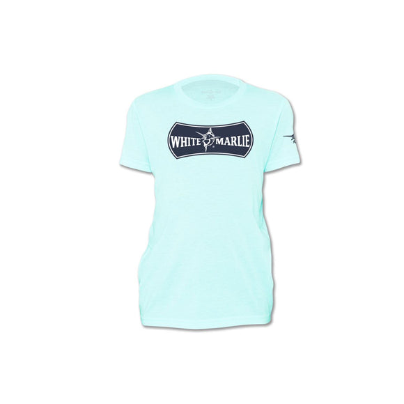 T-Shirt Short Sleeve Youth Lt Turquoise