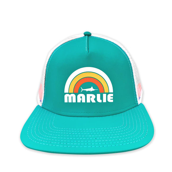 Youth Turquoise Marlie Sun Logo