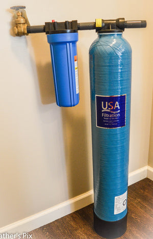 Whole House Water Filter Unit System- USA-300