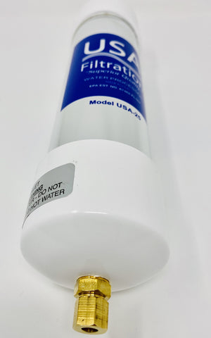 Appliance Water Filter, Ice Maker Filter USA-25 (Replaces NSA MODEL 25I)