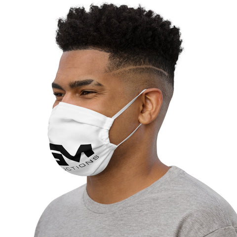 CGM Productions Videographer Premium Face Mask