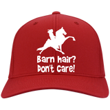 BARN HAIR, DONT CARE (TWH PERFORMANCE) C813 Flex Fit Twill Baseball Cap